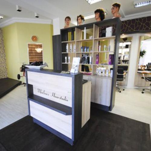Ladeneinrichtung Friseur