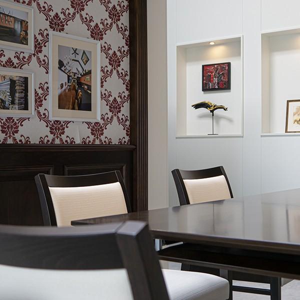 Ausstellungsraum Meyer Möbelmanufaktur