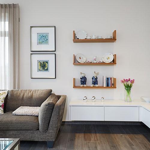 Wohnzimmer Regale