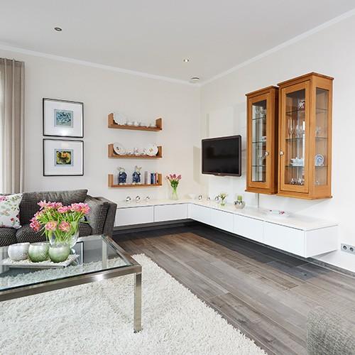 Wohnzimmer Schrank & Regale