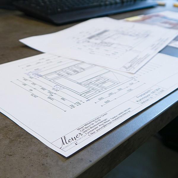 Skizzen Planung